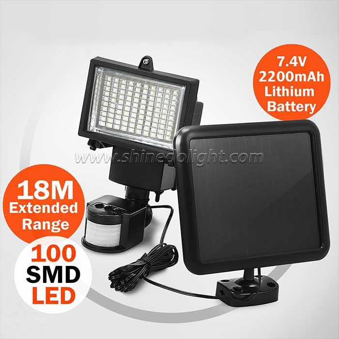 Solar Motion Sensor Light SD-SSE16B