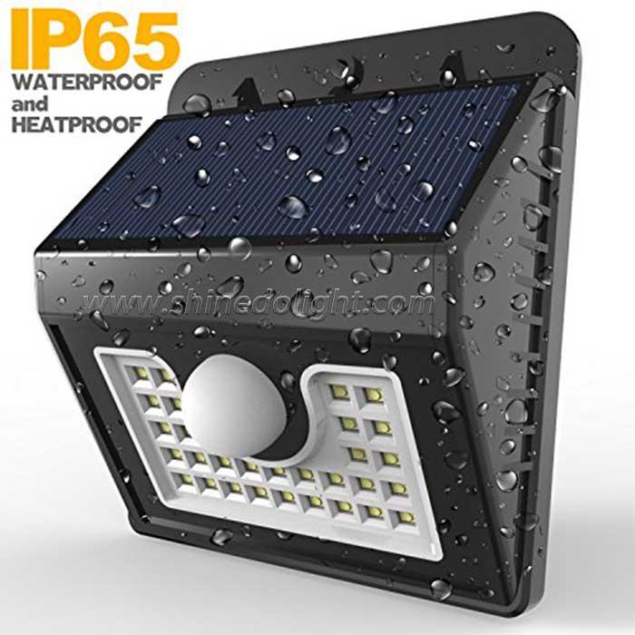 Solar Motion Sensor Light SD-SSE32F