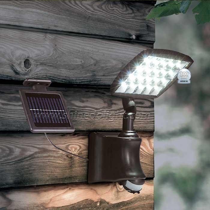 Solar Motion Sensor Light SD-SSE47