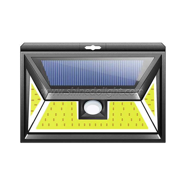 Solar Motion Sensor Light SD-SSE63