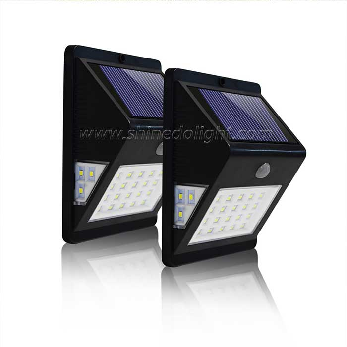 26 LED Solar Motion Sensor Light