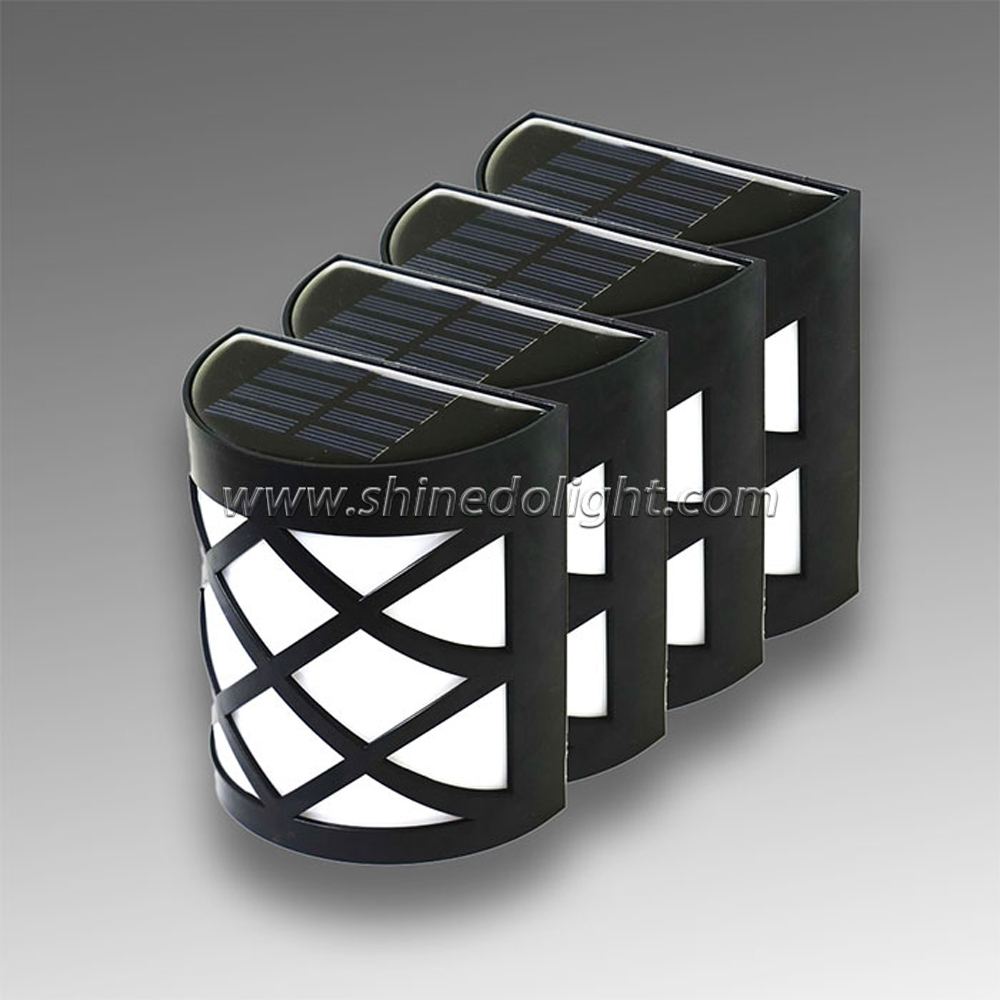 Newest Led Solar Powered Warm Outdoor Lights