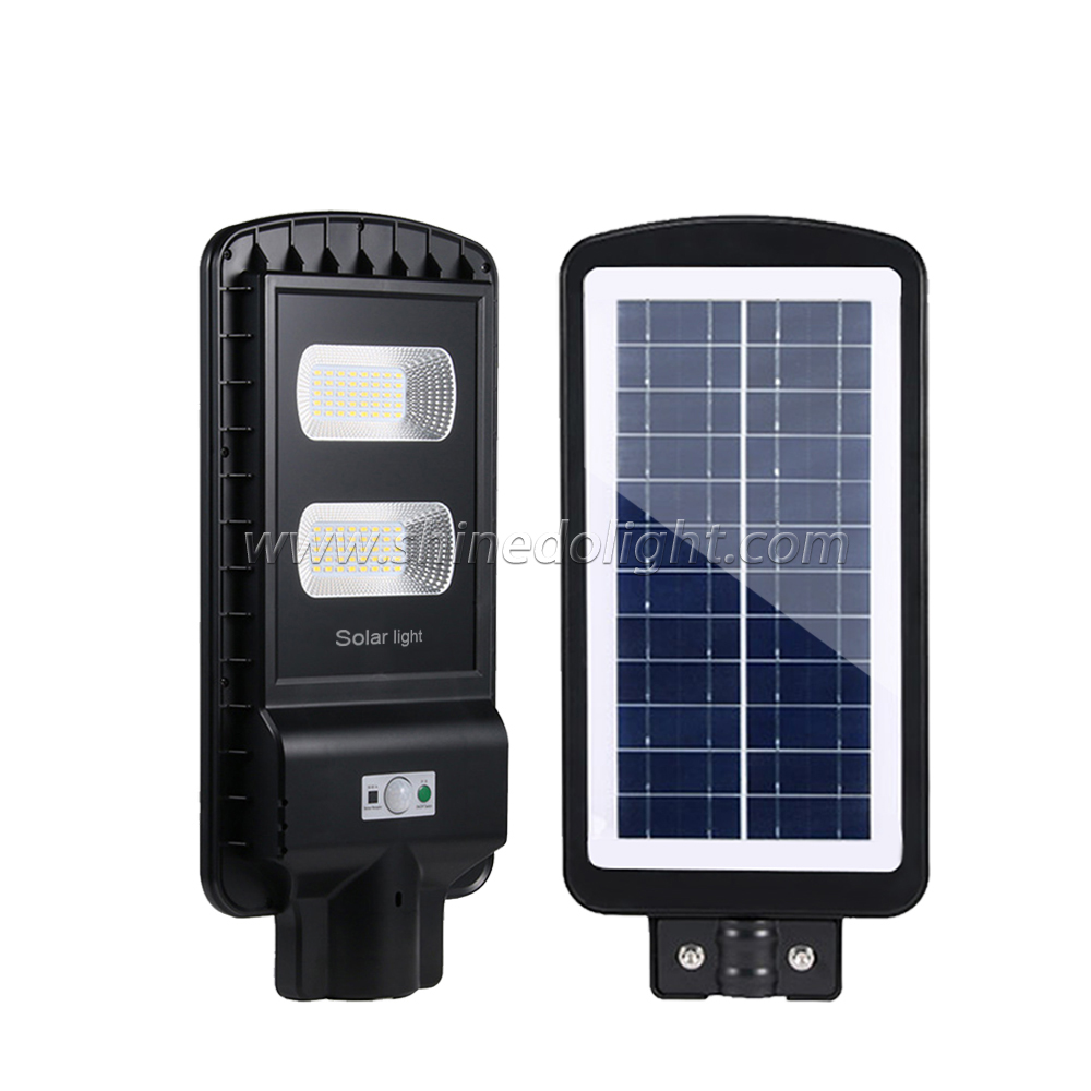 New Design Super Bright Solar Motion Sensor Waterproof Security Street Light