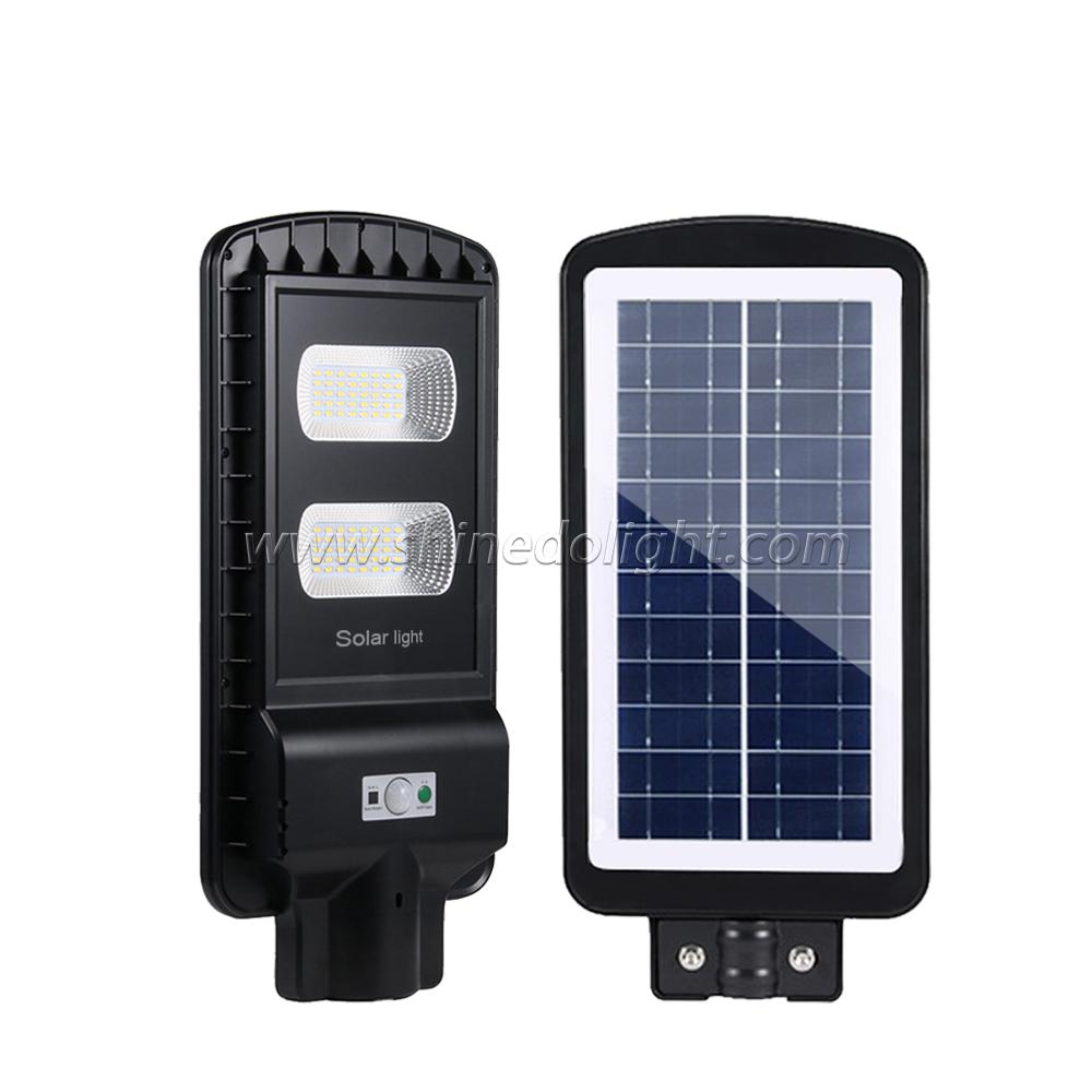 New Design Super Bright Solar Motion Sensor Waterproof Security Street Light
