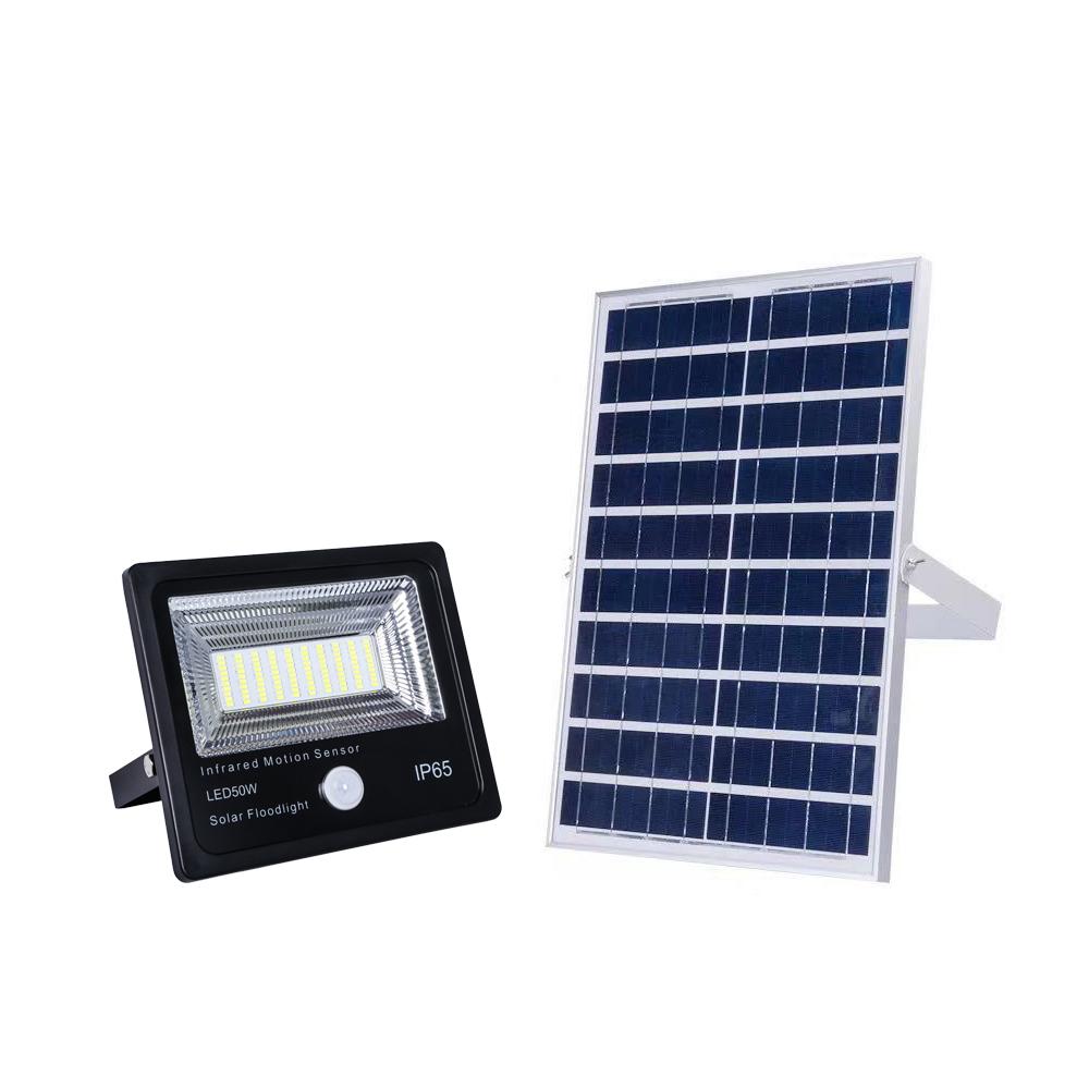 Solar Motion Sensor Waterproof Security Lamp for outdoor lighting