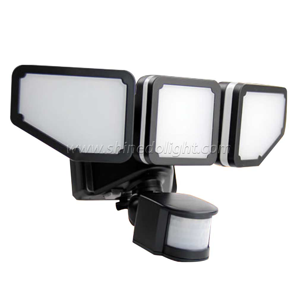 Newest Super Bright Wide Angle solar motion sensor light