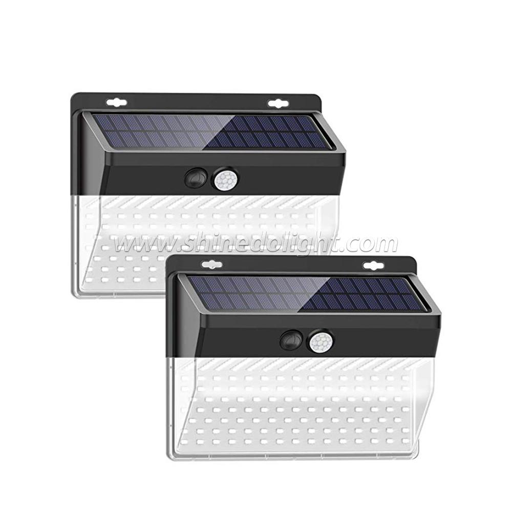 Solar Outdoor 206 LED Landscape Garden Lights Waterproof for Yard Patio Lawn Garden