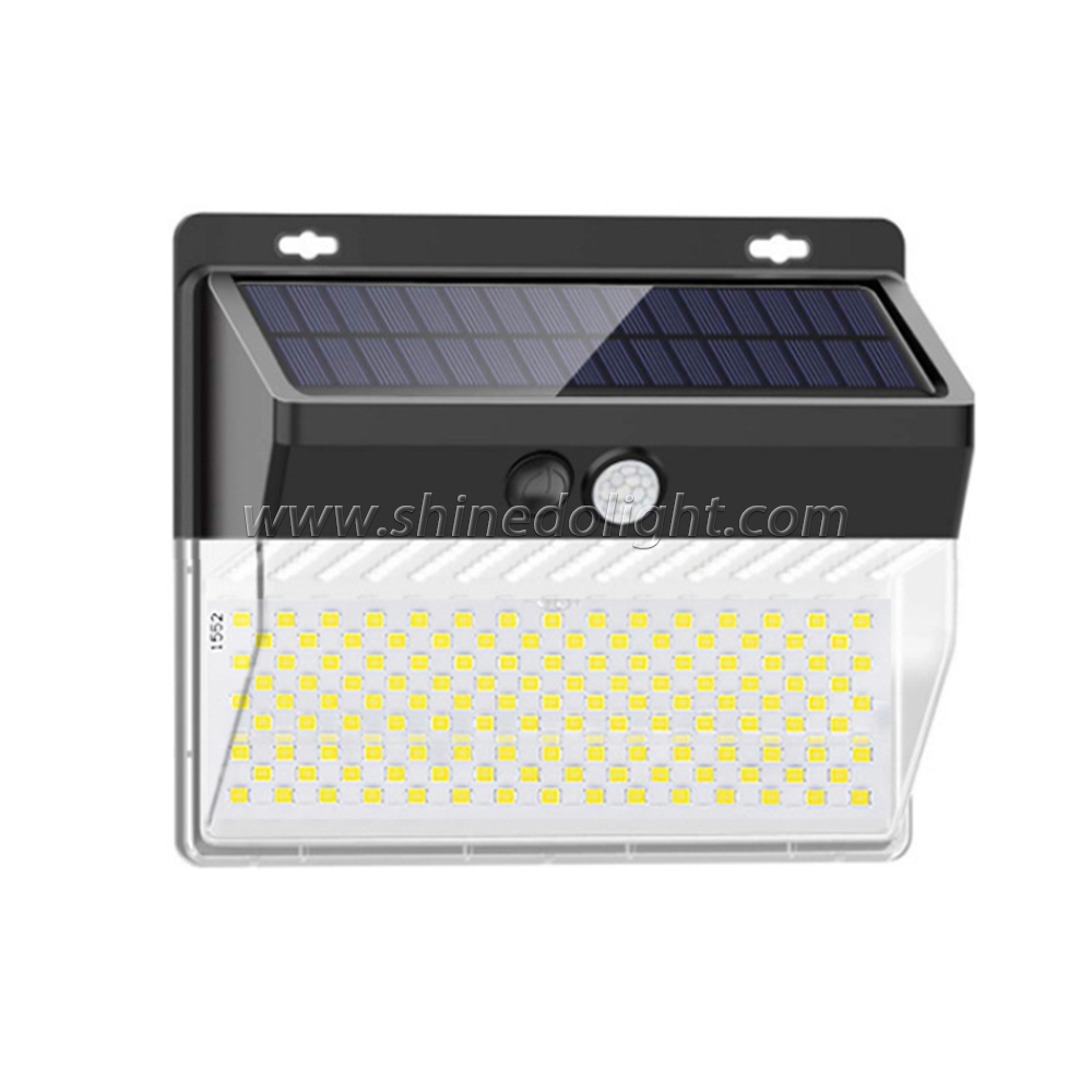 Hot Selling 262 LED Solar Garden Light