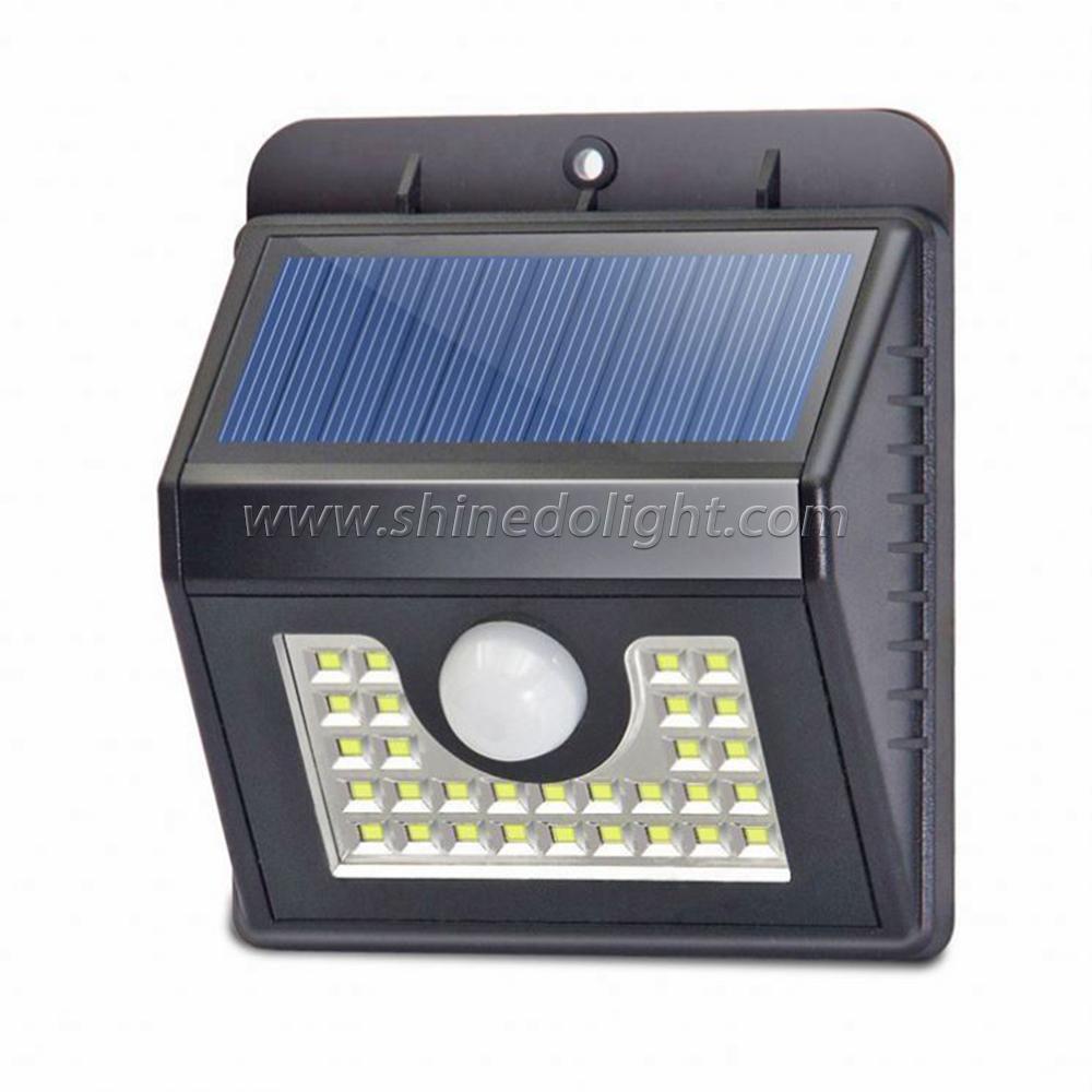 Outdoor Solar Motion Sensor Led Light
