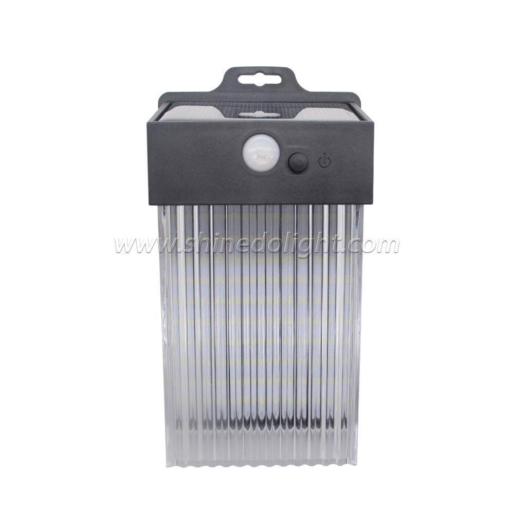 Led Solar Motion Sensor Light  Wall Light
