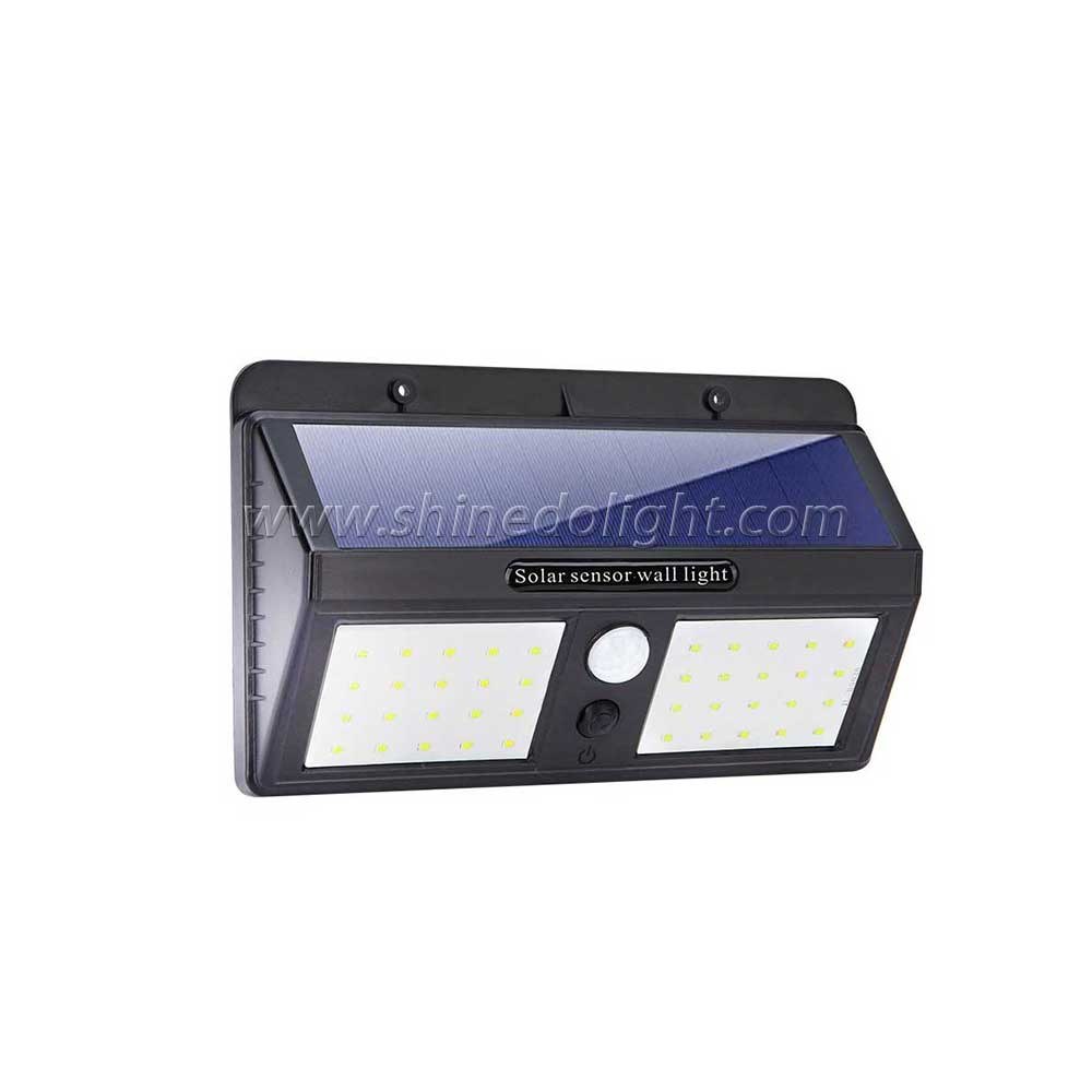 40 LED Solar Motion Sensor Lights Outdoor Waterproof Security Light