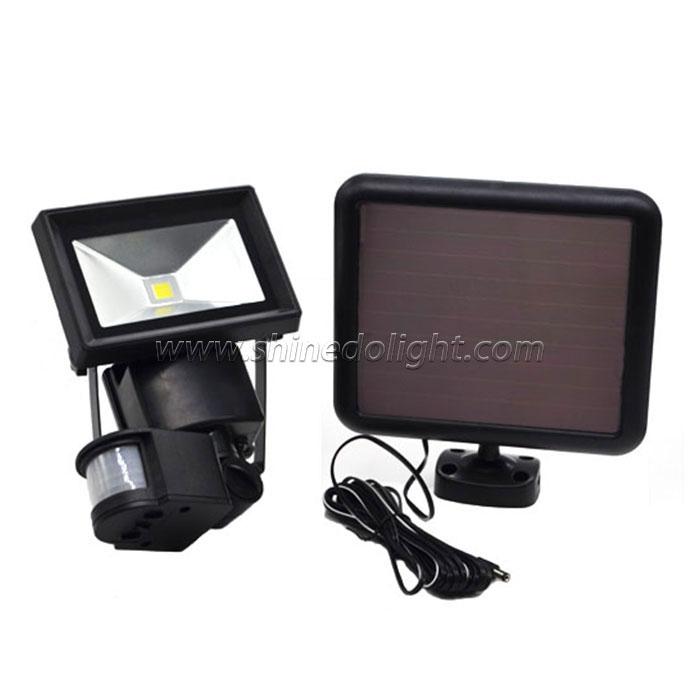 3 Modes Solar Motion Sensor Light Outdoor Lighting Waterproof Solar Lamps