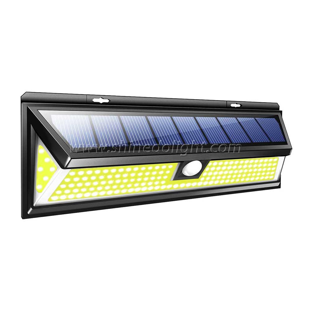Super Bright 180 COB LED Motion Sensor Wall Light
