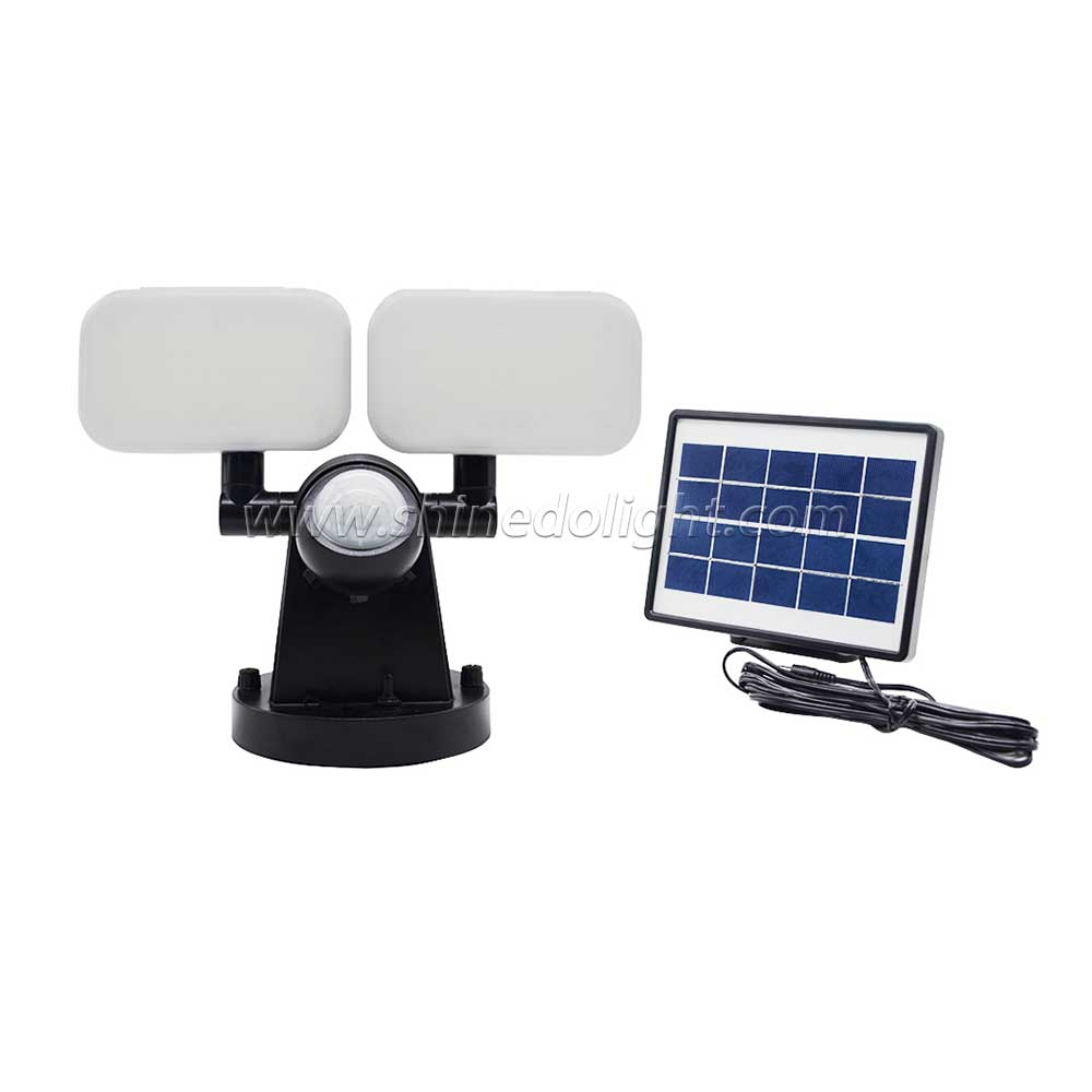 Waterproof LED Solar Lamp Solar Motion Sensor Light