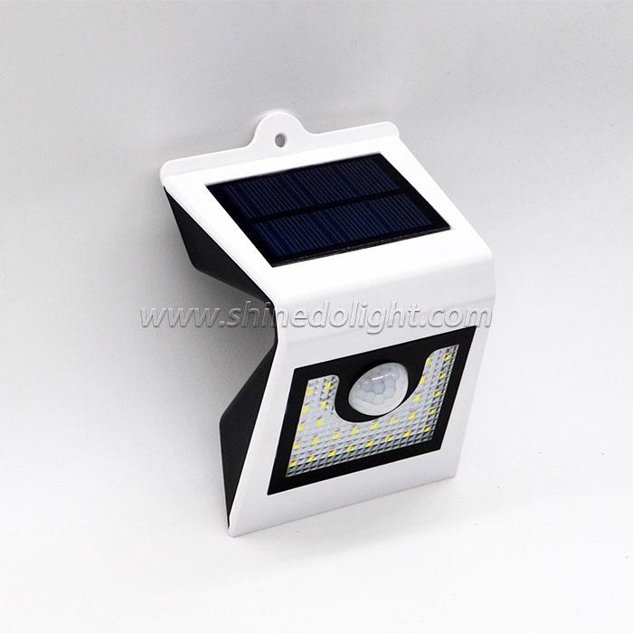 Solar Home Light LEDS Radar Sensor Led Solar Lamp