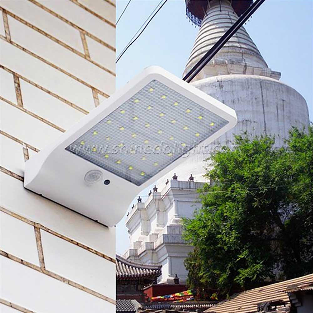 New Design 36LED High Quality IP65 Waterproof Motion Sensor Light