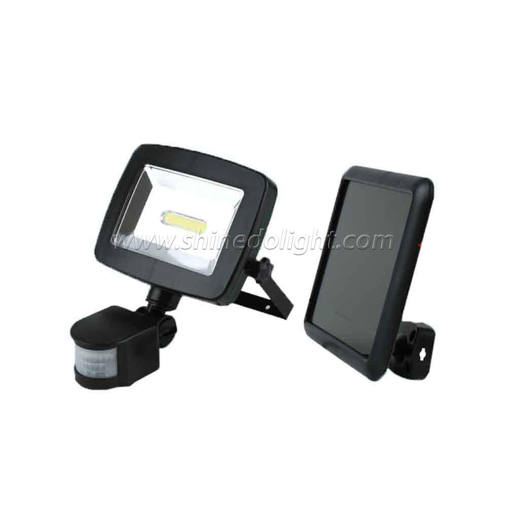 LED Solar Motion Sensor Light Outdoor Waterproof Security Wall Lighting