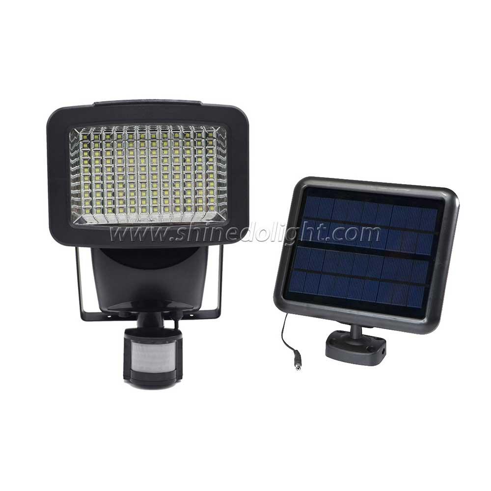 Outdoor Waterproof Solar Motion Sensor Light
