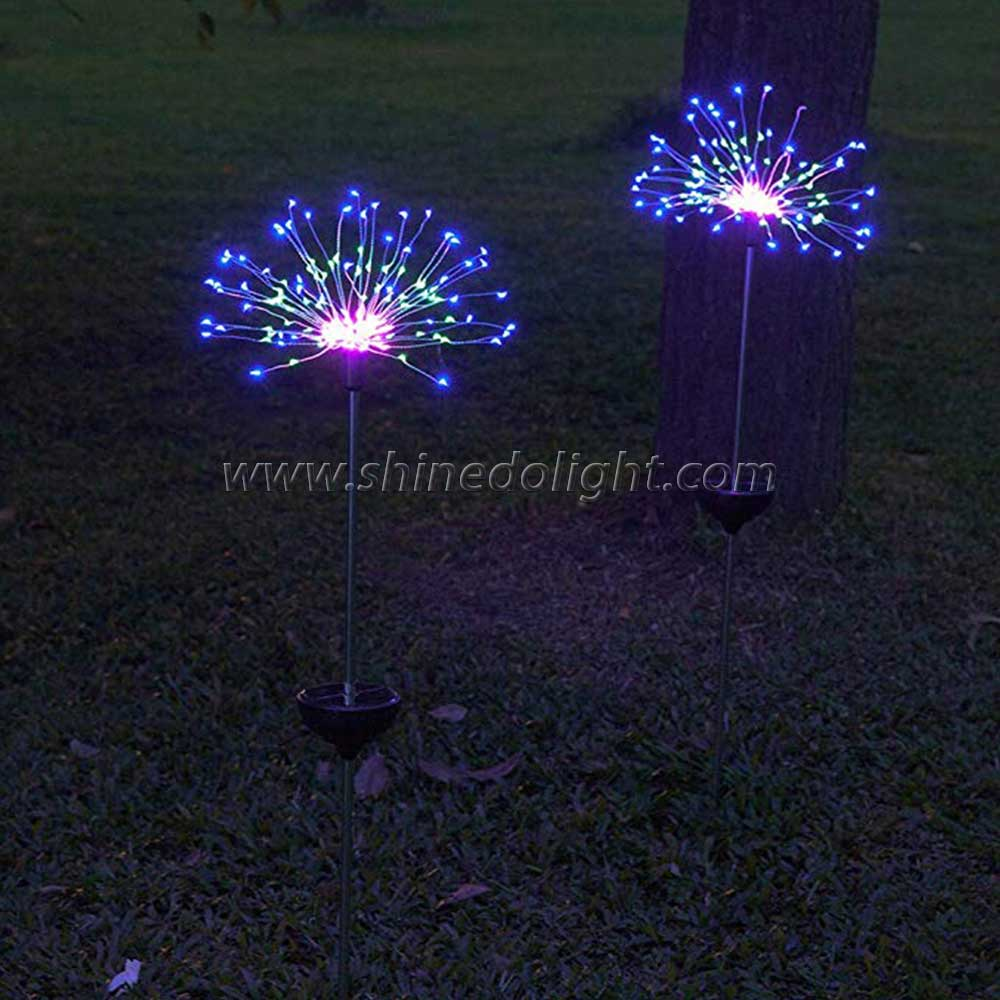 Outdoor Solar Garden Light